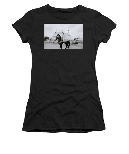 The Noble Man Women's T-Shirt (Athletic Fit)