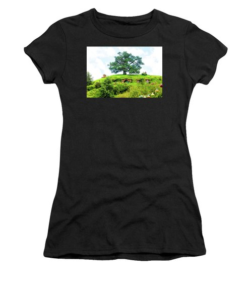 The Oak Tree At Bag End Women's T-Shirt