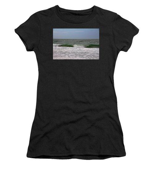 The Ocean In Motion Women's T-Shirt