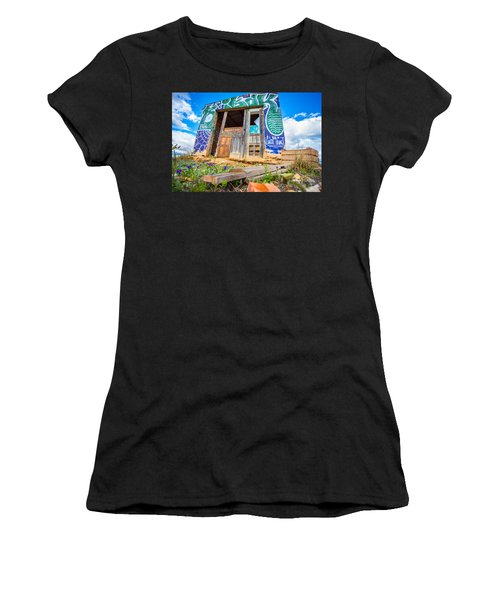 The Old Abode. Women's T-Shirt