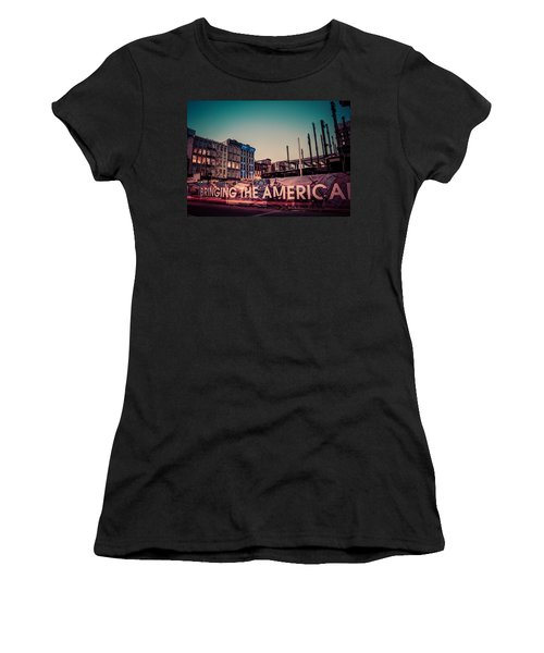 The Old And The New Women's T-Shirt