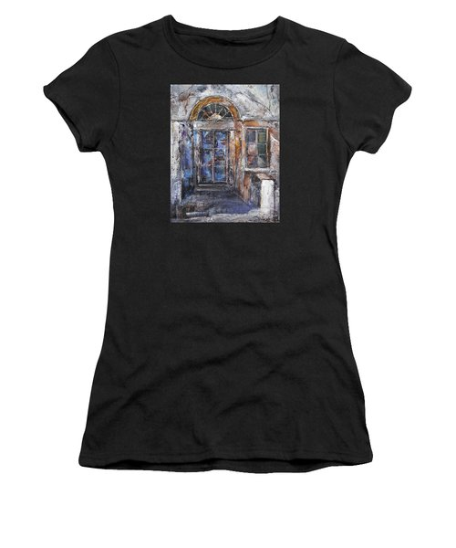 The Old Gate Women's T-Shirt (Athletic Fit)
