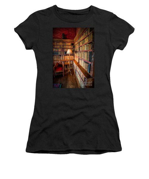 The Old Library Women's T-Shirt
