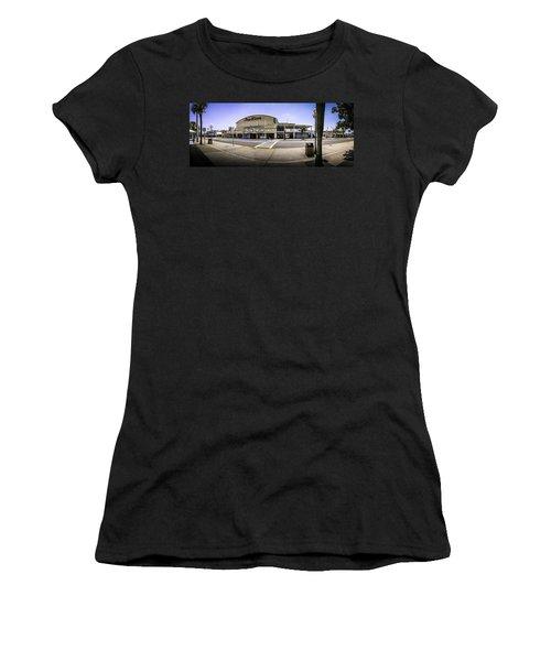 The Old Myrtle Beach Pavilion Women's T-Shirt