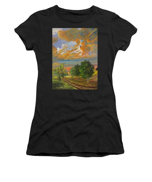 The Old Orchard Women's T-Shirt (Athletic Fit)