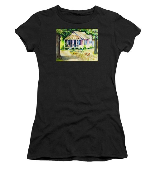 The Old Place Women's T-Shirt (Athletic Fit)