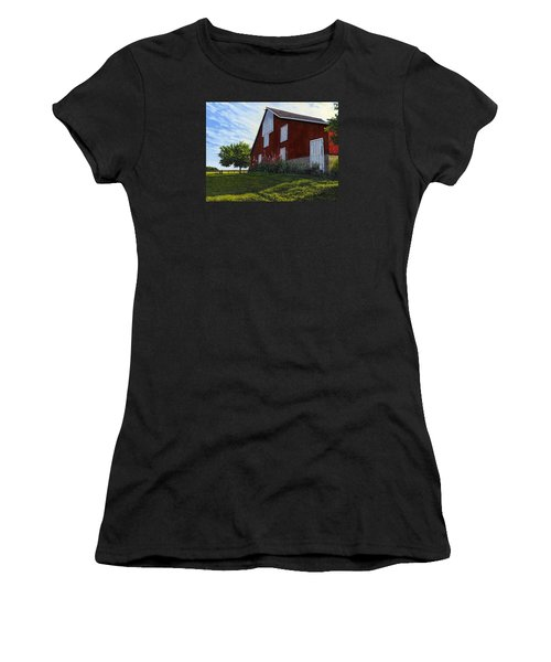 The Old Stucco Barn Women's T-Shirt