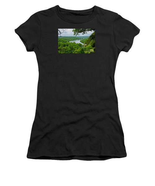 The Ozarks Women's T-Shirt (Athletic Fit)