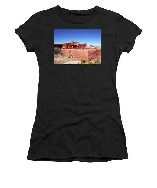 The Painted Desert Inn Women's T-Shirt (Athletic Fit)