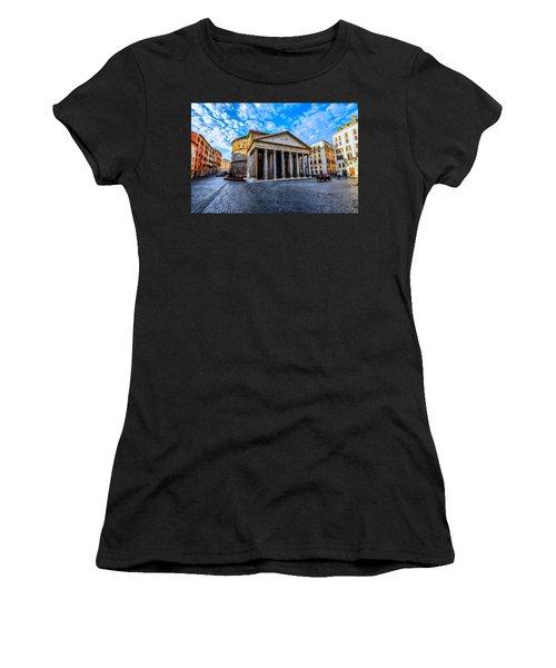 The Pantheon Rome Women's T-Shirt