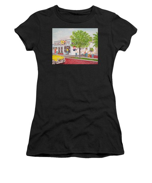 The Park Shoppe Portsmouth Ohio Women's T-Shirt (Athletic Fit)