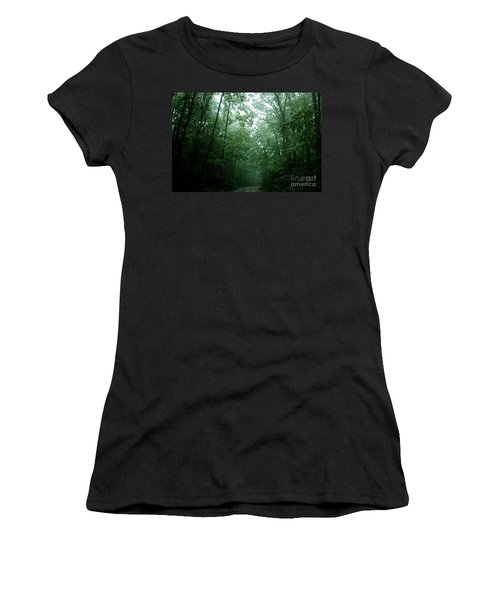 The Path Ahead Women's T-Shirt (Athletic Fit)