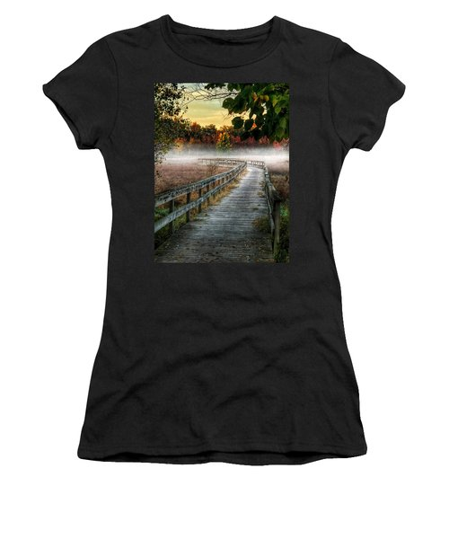 The Peaceful Path Women's T-Shirt