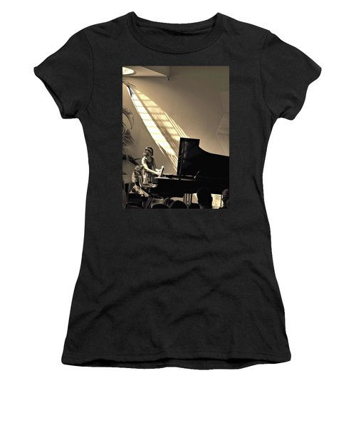 The Pianist Women's T-Shirt (Athletic Fit)