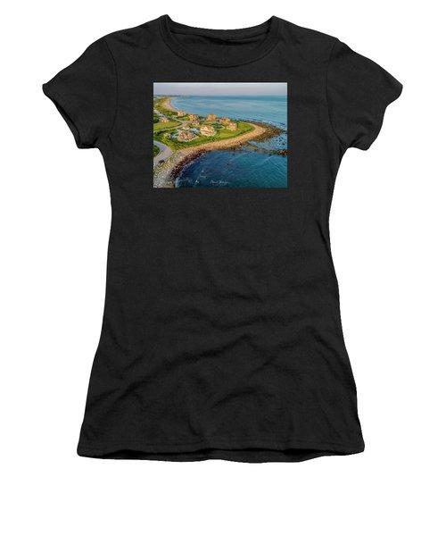 The Point At Weekapaug Women's T-Shirt