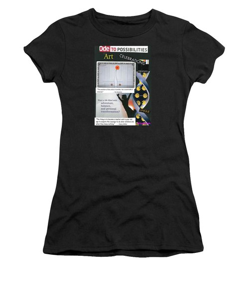 The Possibilities Of Heart Women's T-Shirt