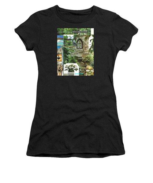 The Prayerful Garden Women's T-Shirt