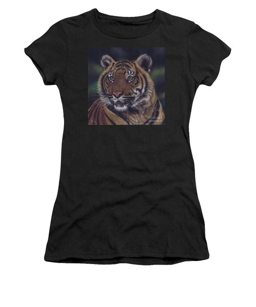 The Prince Of The Jungle Women's T-Shirt