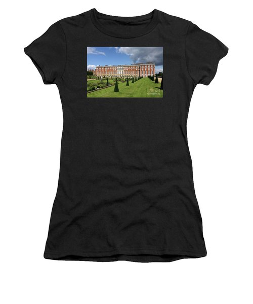 The Privy Garden Hampton Court Women's T-Shirt