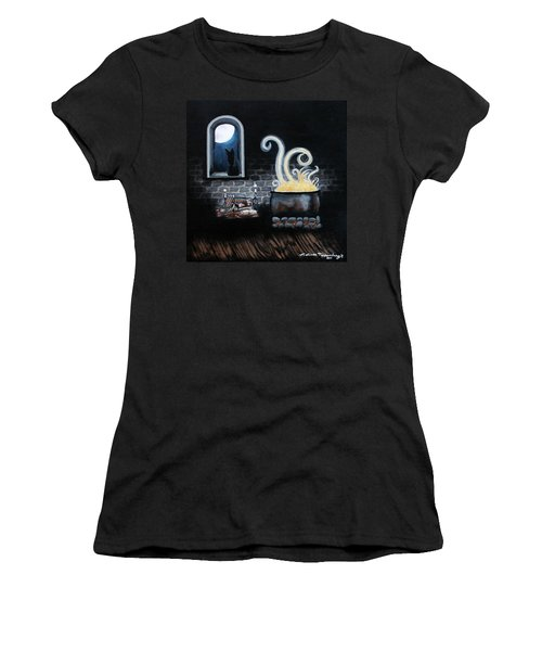The Spell Women's T-Shirt (Athletic Fit)