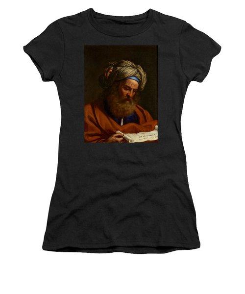 The Prophet Isaiah Women's T-Shirt
