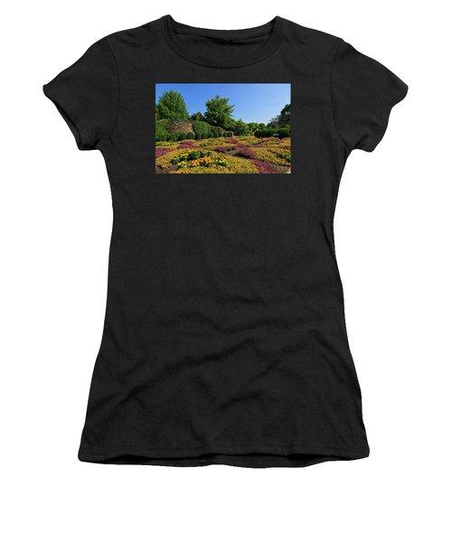 The Quilt Garden Women's T-Shirt