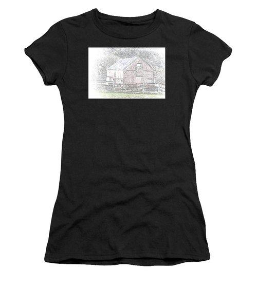 The Red Barn Women's T-Shirt