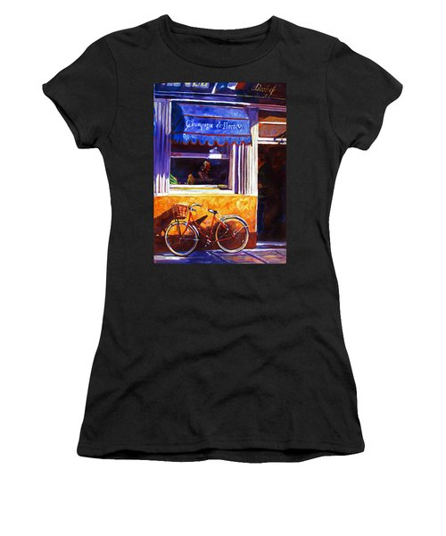 The Red Bicycle Women's T-Shirt