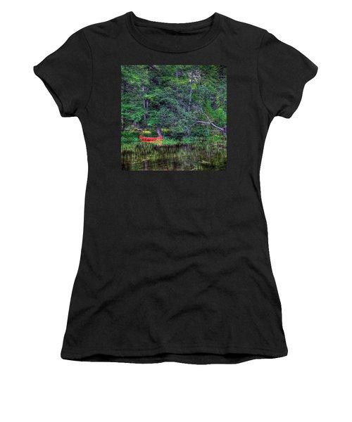 The Red Canoe Women's T-Shirt