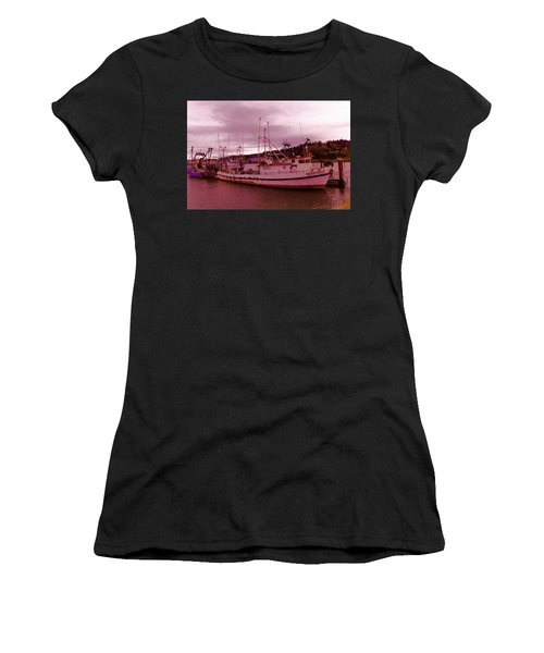 The Red Eagle Rests Women's T-Shirt