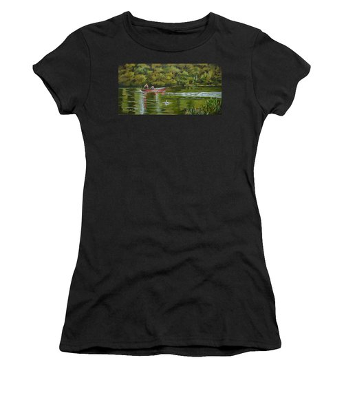 The Red Punt Women's T-Shirt