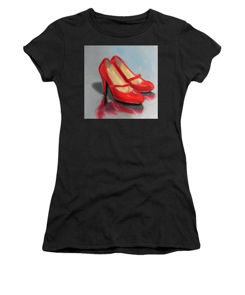 The Red Shoes Women's T-Shirt