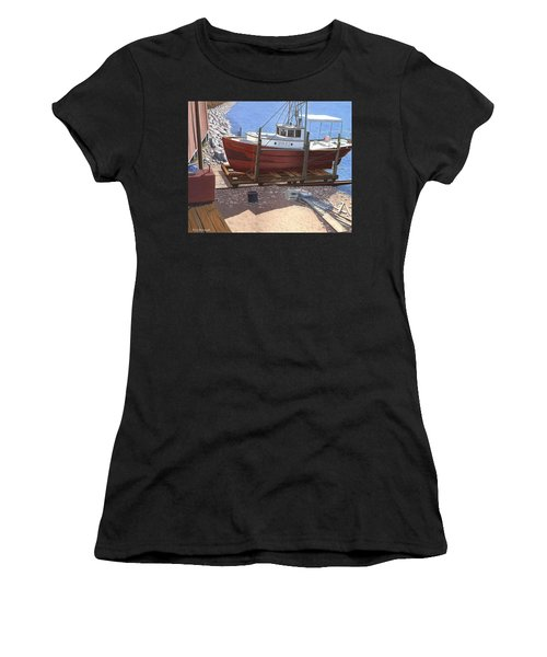 The Red Troller Women's T-Shirt