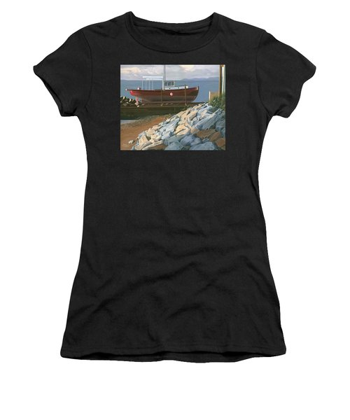 The Red Troller Revisited Women's T-Shirt