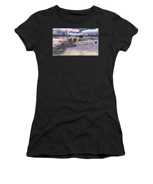 The Rhythm Of Frost Women's T-Shirt