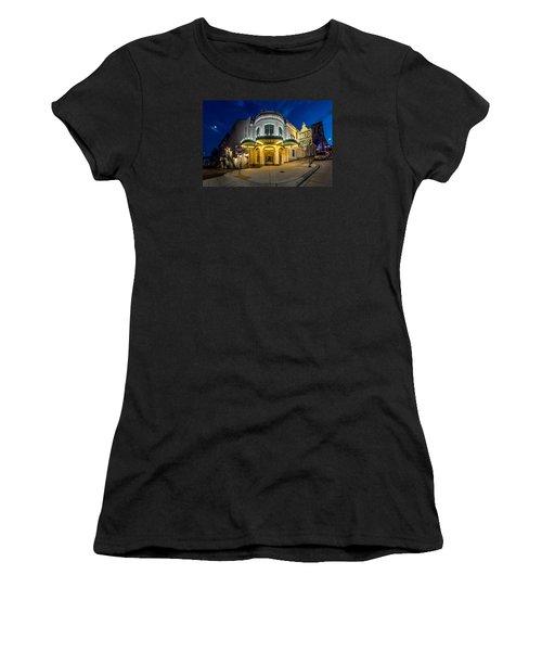 The Rialto Theater - Historic Landmark Women's T-Shirt