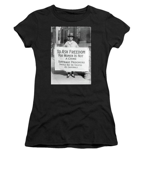 The Right To Vote 1917 Women's T-Shirt