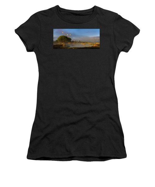 The River Bottoms Women's T-Shirt (Junior Cut)