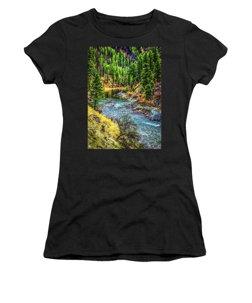 The River Women's T-Shirt