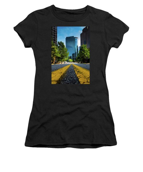 The Road Ahead Women's T-Shirt