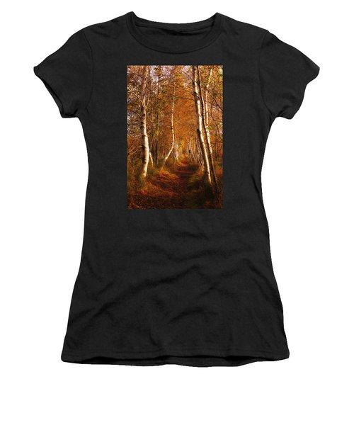 The Road Not Taken Women's T-Shirt