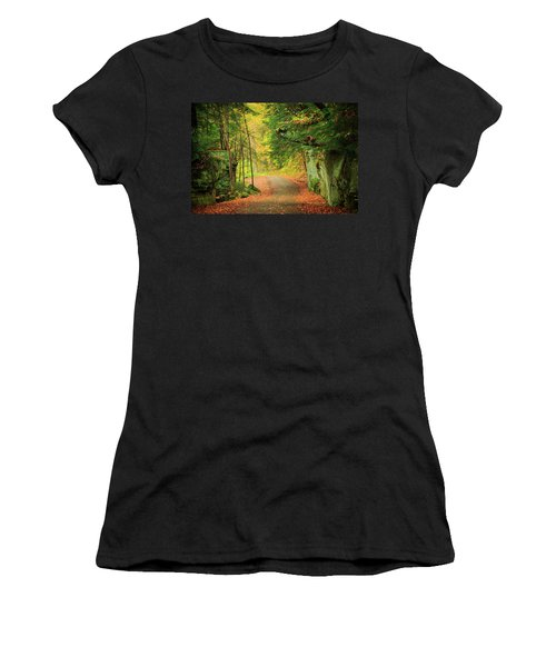 The Road To The Mill  Women's T-Shirt