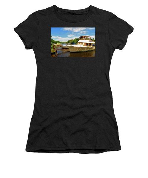 The Rondout At Eddyville Women's T-Shirt