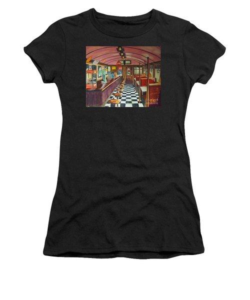The Rose Diner Women's T-Shirt
