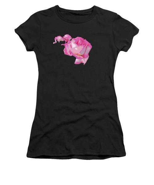 The Rose 1 Women's T-Shirt (Athletic Fit)