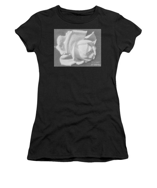 The Rose Women's T-Shirt (Athletic Fit)