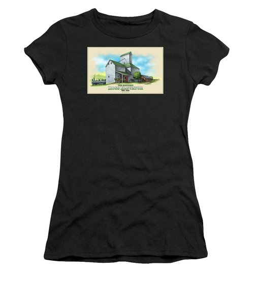 The Ross Elevator Women's T-Shirt (Athletic Fit)