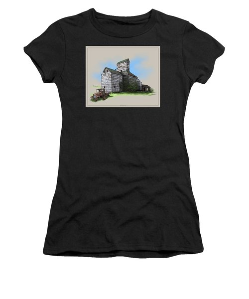 The Ross Elevator Version 5 Women's T-Shirt (Athletic Fit)
