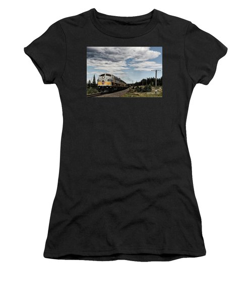 The Royal Canadian Pacific  Women's T-Shirt