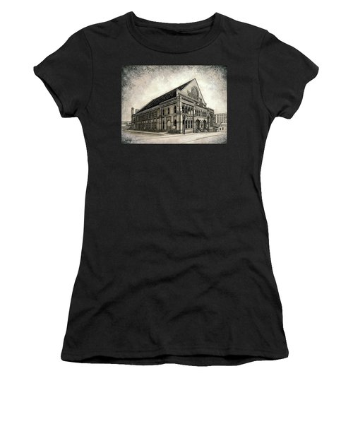 The Ryman Women's T-Shirt (Athletic Fit)